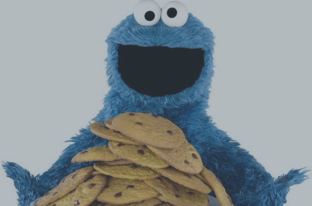 WHOS AFRAID OF THE Cookie Monster?